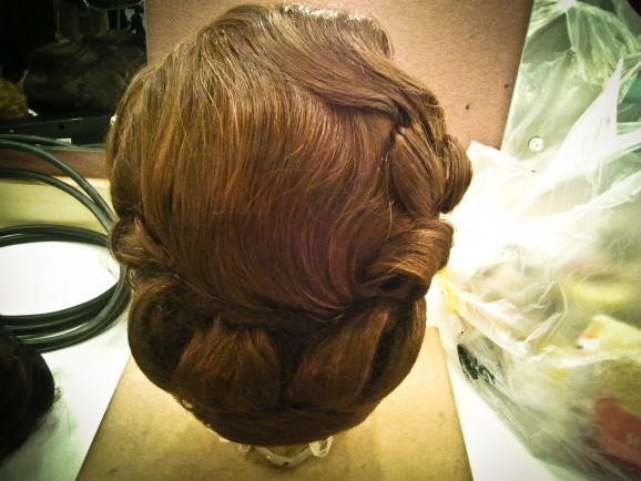 The Sound of Music Tour, wig styling